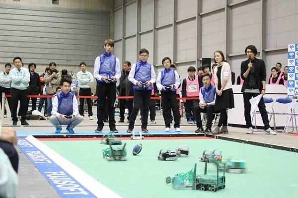 concurs roboti autonomi