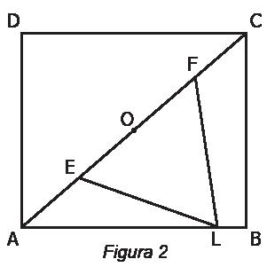 intersectia diagonalelor dreptunghiului