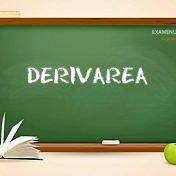 derivarea-lectie-online